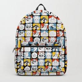 Cuphead - Bosses Backpack