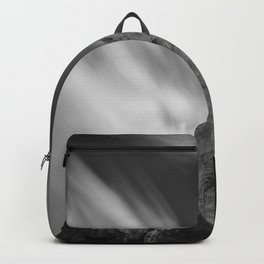 Mountain light. Needles in the sky Backpack