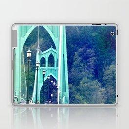 ST. JOHN'S BRIDGE Laptop & iPad Skin