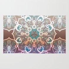 Mandala ornament Rug