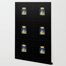 Coat of arms of IJlst Wallpaper