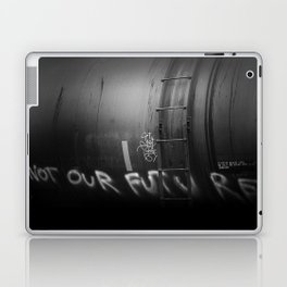 not our future Laptop & iPad Skin