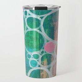 Fizzy Bubbly Travel Mug
