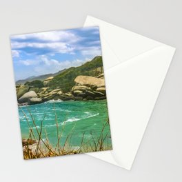 Tayrona National Park, Magdalena - Colombia Stationery Cards