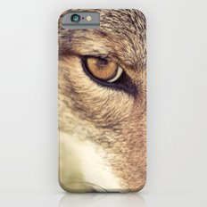 In the eyes of the Coyote iPhone 6s Slim Case