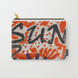 Sun or Moon Carry-All Pouch