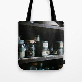 Vintage Pantry & Spices II Tote Bag