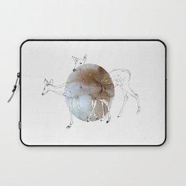 damaged fawns Laptop Sleeve