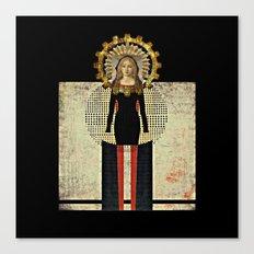Renaissance Madonna Canvas Print