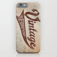 Vintage Forever iPhone 6s Slim Case