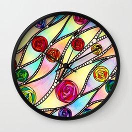 200 Wall Clock