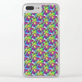 Fruit Loop Clear iPhone Case