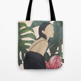 My Tropical Garden Tote Bag
