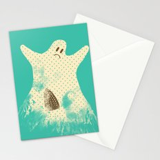 I Used to Be Scarier Stationery Cards