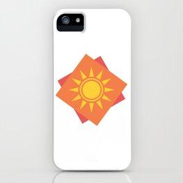 Sun Block iPhone Case