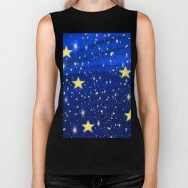 Starry, Starry Nights... Biker Tank