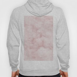 Sivec Rosa - cloudy pastel marble Hoody