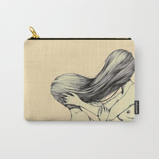 Hair Lust Carry-All Pouch