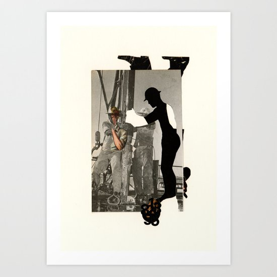 ID2 Art Print