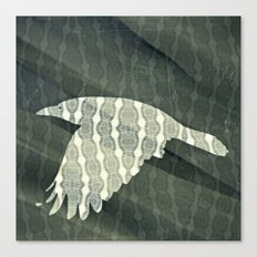 The rook #VII Canvas Print