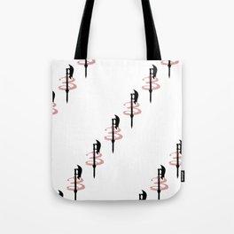 Slayer Scythe Tote Bag