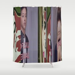 State Love Shower Curtain