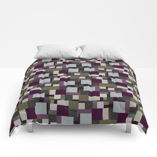 Geometric#9 Comforters