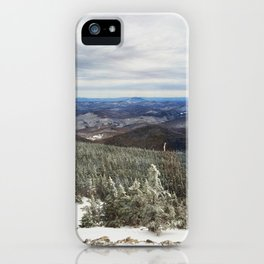 Killington Summit View iPhone Case