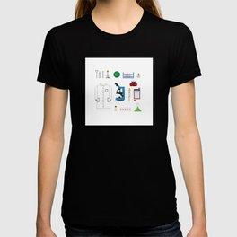 Microbiologist Tools T-shirt