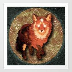 star phox Art Print