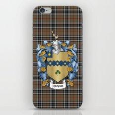 Thompson Crest and Tartan iPhone & iPod Skin