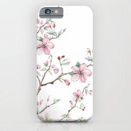 Apple Blossom 2 #society6 #buyart iPhone Case