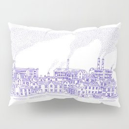 Fog Industrial Pillow Sham