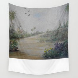 Dreamy Day Wall Tapestry