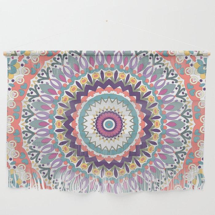 Bloom Mandala Wall Hanging