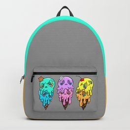 Trio of double scoop | Series 2 Backpack
