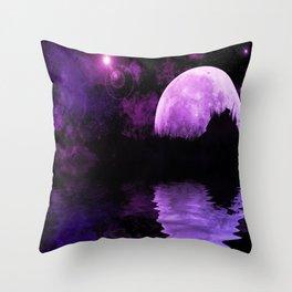 Celestial Dreams I Throw Pillow