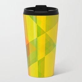 Reflecting the Sun Metal Travel Mug