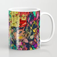carnival Mugs featuring Carnival by Glanoramay
