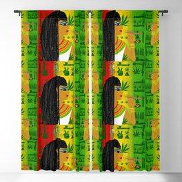 Cleopotra Reggae #1 Blackout Curtain