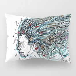 Flowing Dreams Pillow Sham