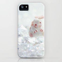 The Journeying Rabbit II iPhone Case