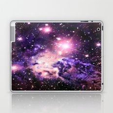 Fox Fur Nebula : Pink Purple Galaxy Laptop & iPad Skin