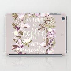 Coffee & Concealer – Spring Palette iPad Case