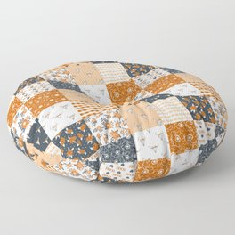 Texas Longhorns University varsity football sports fan college gifts Floor Pillow