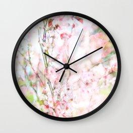 Calling All Angels III Wall Clock