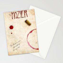 Hozier Stationery Cards