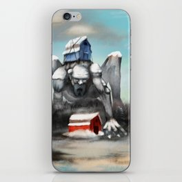 Scout iPhone Skin