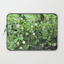 Green forest berries Laptop Sleeve