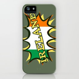 Ireland Patrick's day iPhone Case